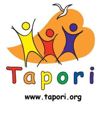 Logo Tapori web